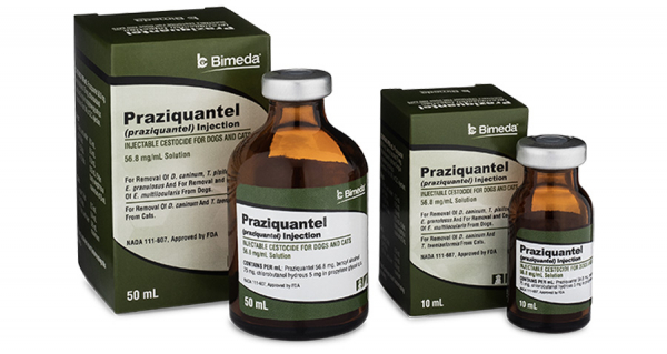 PRAZIQUANTEL INJECTION (Rx)