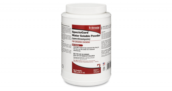 SPECTOGARD##R## WATER SOLUBLE POWDER (Rx)